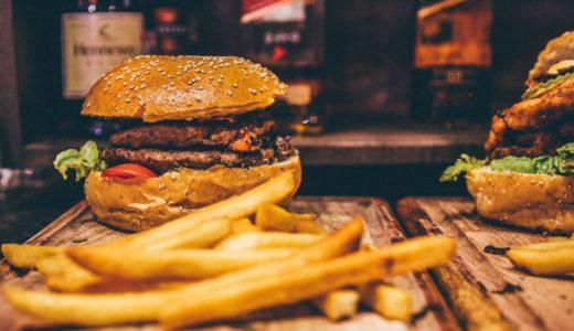アメリカンビーフのハンバーガーキャンペーン!中吊り広告の店舗はどこ?