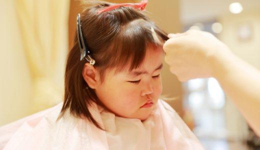 赤ちゃん筆に必要な長さは何センチ?少ない時など髪の毛の量についても解説!